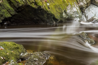 Fairy Glen flows