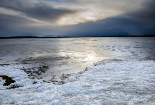 Findhorn ice moments