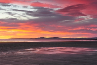 September dawn at Lossiemouth