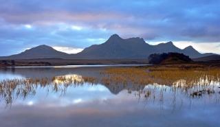 Soft sunrise In Sutherland