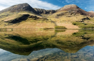 Symmetry in The Lakes