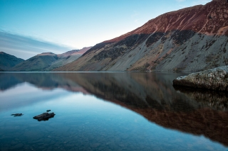 Wast Water wave