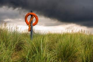Life saving storm clouds