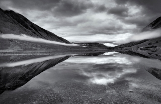 Lines of Loch Etive - mono