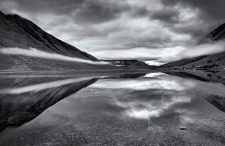 Lines of Loch Etive - mono