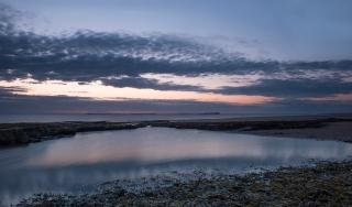 Northumberland first light