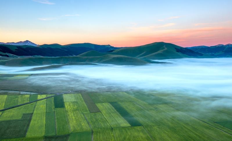 Lentil mist