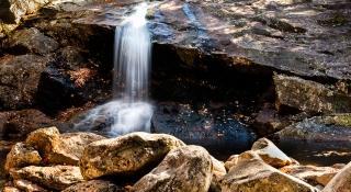Thompsom Falls at Fall