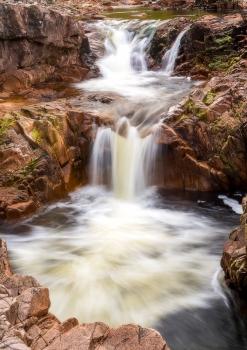 Falls at Glen Etive