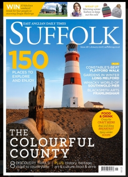 Suffolk Magazine January 16