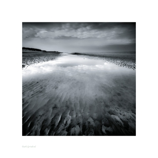 Thornham sands Norfolk