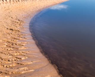 Toffee beach