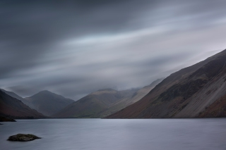 Wasdale the end of the day