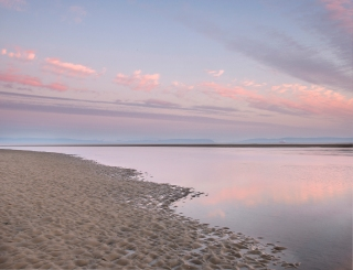 Nairn dawn - east beach