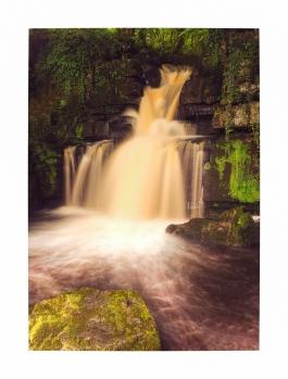 Thwaite waterfall