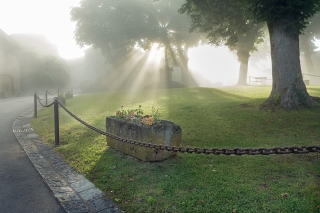 Mists in Loubressac