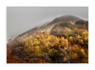 Glen Nevis Autumn colours