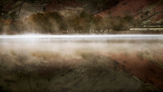 Autumn mists - Brotherswater