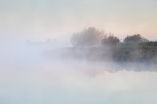 Blushing mists