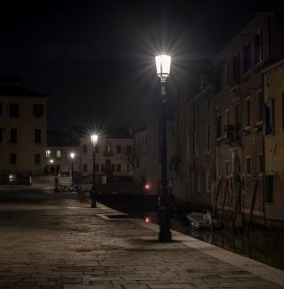 Cannarergio street scene