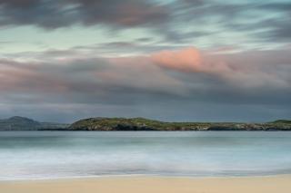 Dunfanaghy beach sunset
