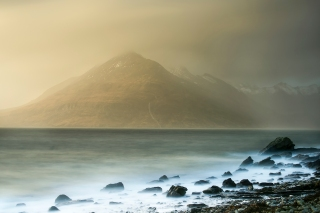 Atmosphere at Elgol