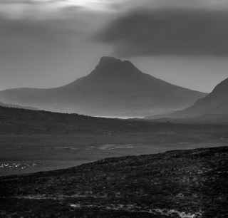 Stac Polly brooding