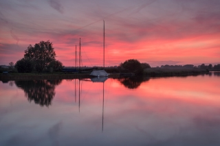 Raspberry Ripple at Thurne