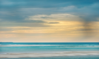 Weather front- Budle Bay