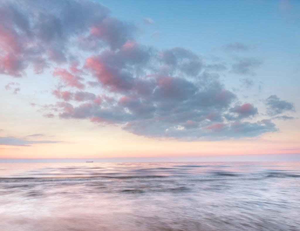 Summer Sunset-Nairn
