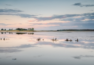 Blythburgh sunset