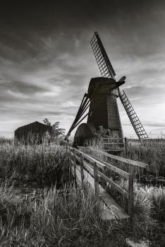 Herringfleet windmill