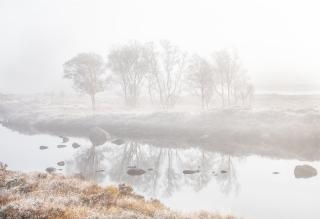 Rannoch moor mists