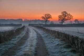 Reedham- winter dawn