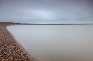 Shingle street curve
