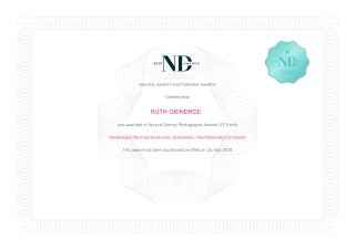 neutral density
